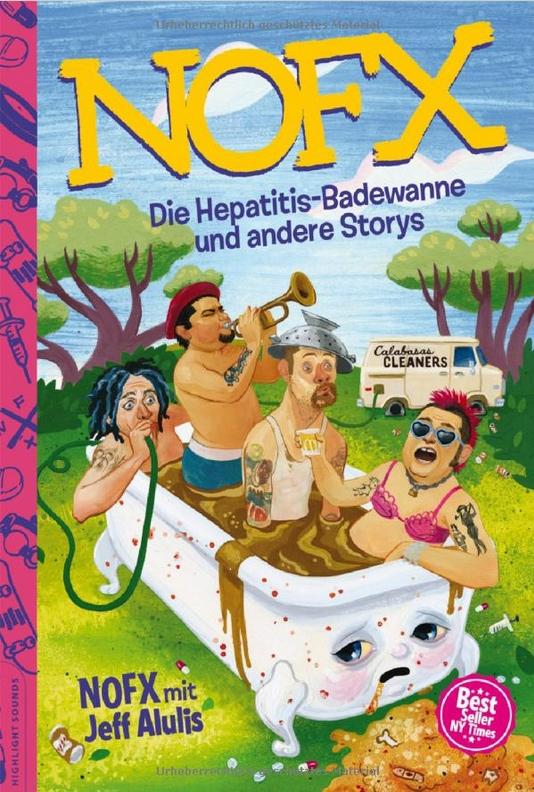Die Hepatitis Badewanne und andere Storys