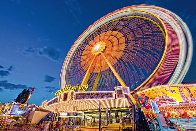 Volksfest Riesenrad