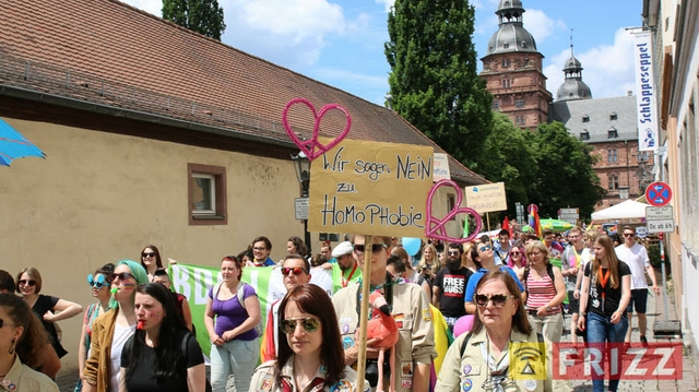 Christopher Street Day Aschaffenburg 2017