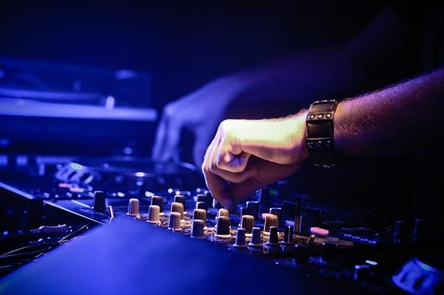 Party DJ Pult