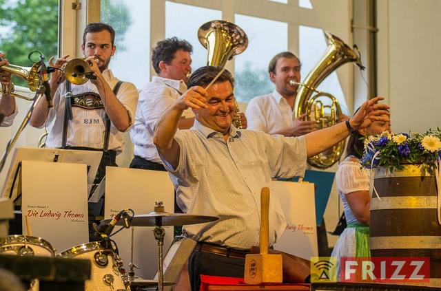 Eröffnung Aschaffenburger Volksfest 2017