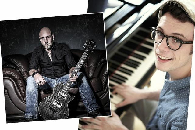 Sven Garrecht & Olli Hartmann