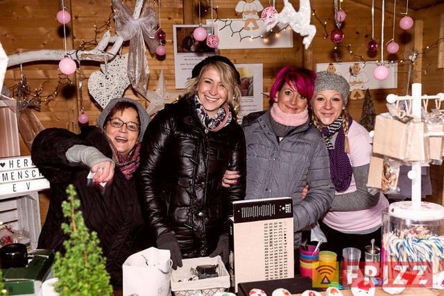 #Herzmensch e.V. beim Waldaschaffer Weihnachtsmarkt 2017