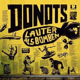 Donots Lauter als Bomben