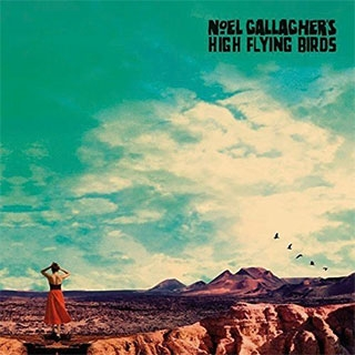 Noel Gallagher's High Flying Birds  Who built the Moon?