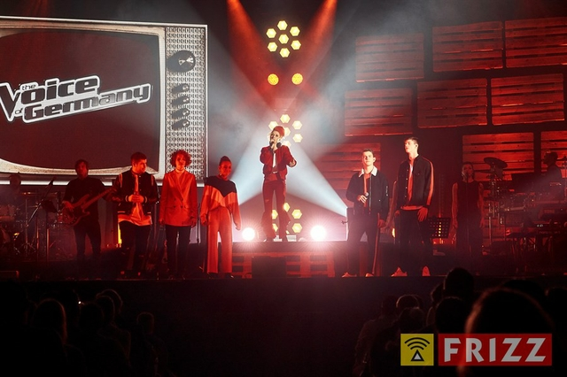 The Voice of Germany live in Concert 2017