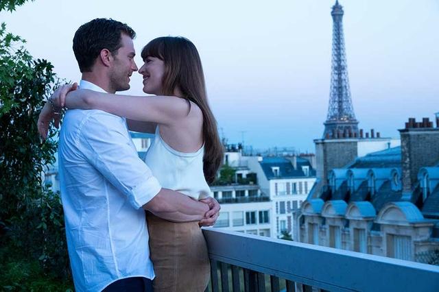 Valentinsspecial: Fifty Shades of Grey 3: Befreite Lust
