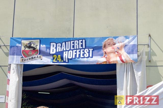 Eders Brauereihoffest 2018