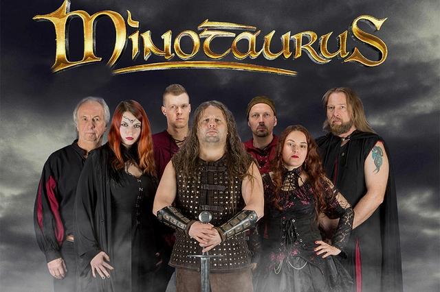 Minotaurus & Hammer King