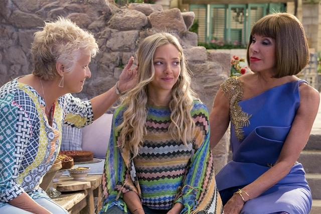 Mamma Mia 2! Here we go again