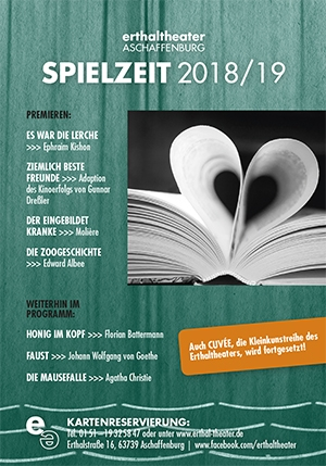 Erthaltheater-Spielzeit 2018/2019