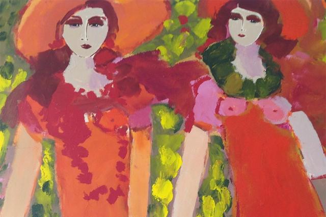Frauen Kunst