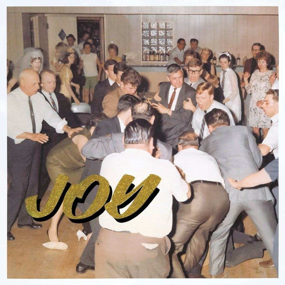 Idles: Joy as an Act of Resistance