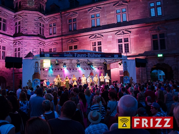 FAUST-Buehne@Stadtfest 2