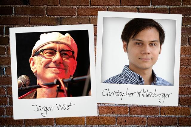 Christopher Miltenberger & Jürgen Wüst – Lagerfeuerklavier