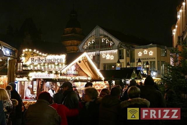Aschaffenburger Weihnachtsmarkt 2018