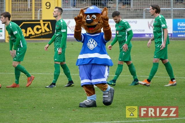 SV Viktoria 01 Aschaffenburg vs. 1. FC Schweinfurt 05