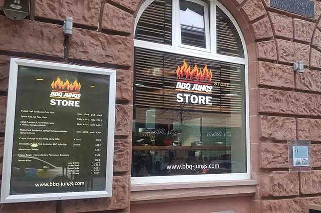 BBQ-Jungs-Store open