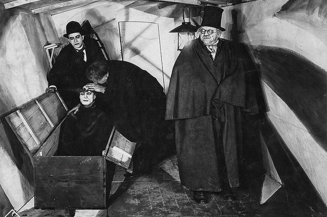 Cabinett des Dr. Caligari