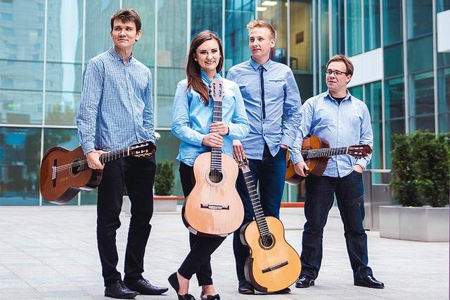 GT Erlendis Quartet
