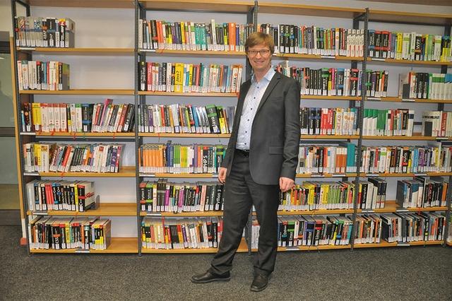 Professor Michael Moeckel