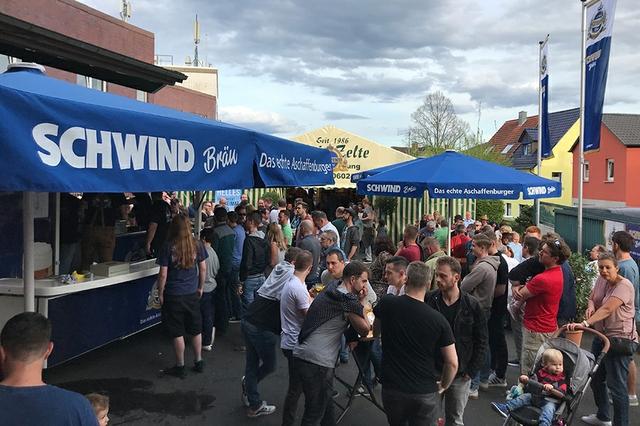 Schwind Hofbräufest