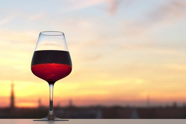 Wein in der Stadt