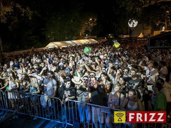 SCHLAPPESEPPEL-Bühne@Stadtfest 2