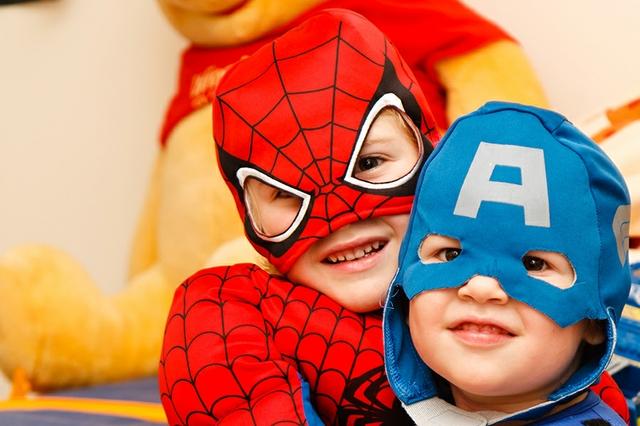 Kinder Fasching Kostüm