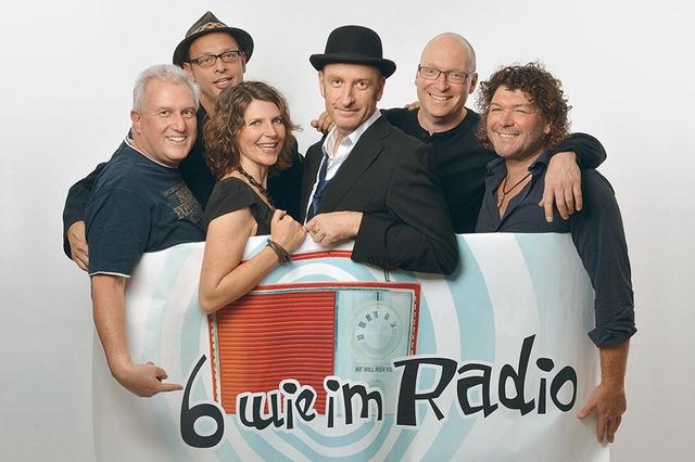 6 wie im Radio
