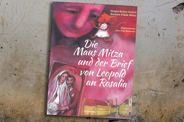 Die Maus Mitza und der Brief von Leopold an Rosalia