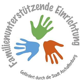 Logo Familienunterstützende Einrichtung