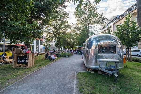 Sommerbiergarten IV