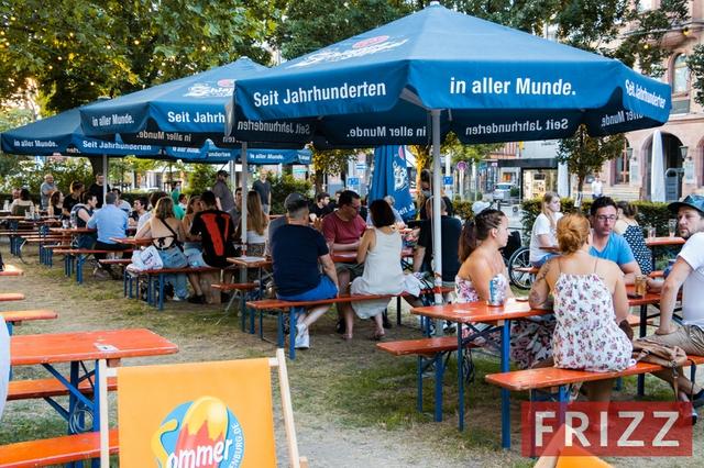 Sommerbiergarten 400 Grad & Aschaffenburger