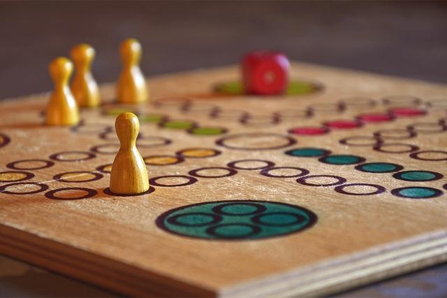 Brettspiel Familienspielnachmittag