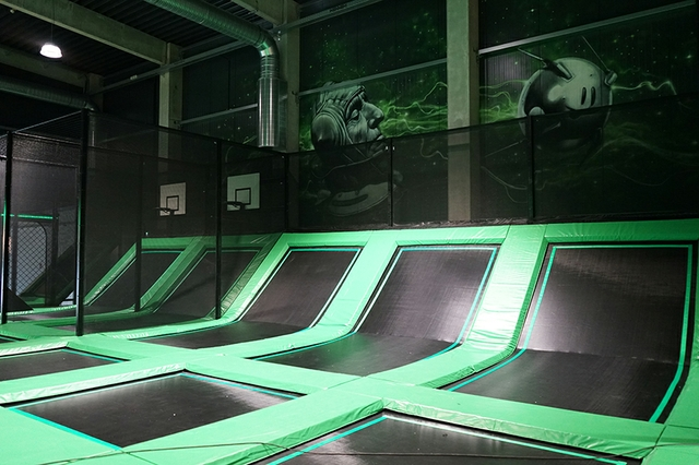 Airbase Trampolinpark