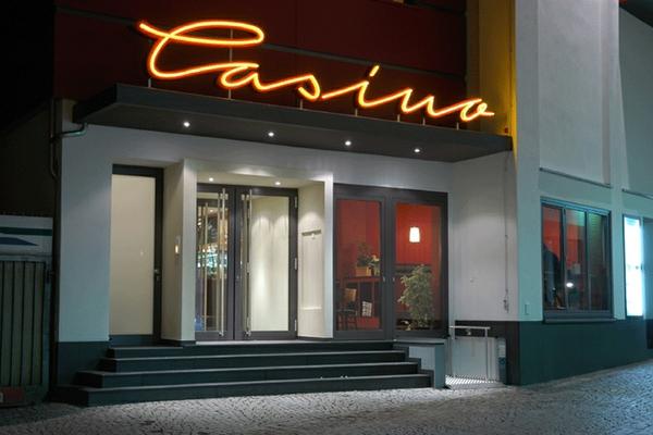 Casino beleuchtet