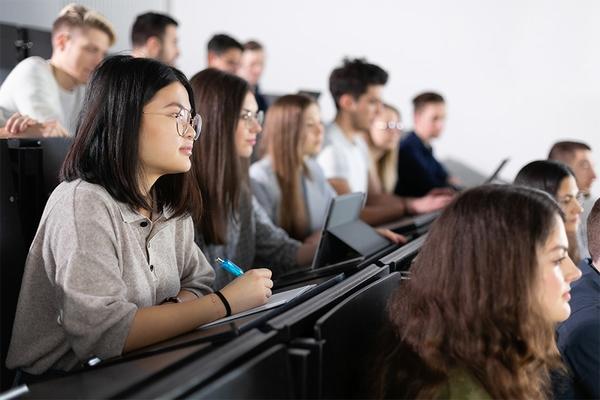 Studierende TH Aschaffenburg