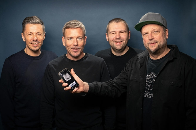 Michi Beck, Marcus Trojan, Patrick Hennig, Smudo
