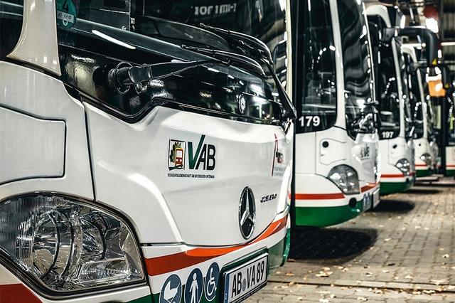 Stadtbusse Aschaffenburg
