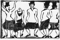Elisabeth Dering_Sie tanzt Twist