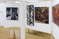 Der Sommer ist bunt Kunstverein Glattbach