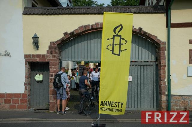 Benefizkonzert Amnesty International 2021