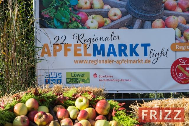 Regionaler Apfelmarkt light 2021