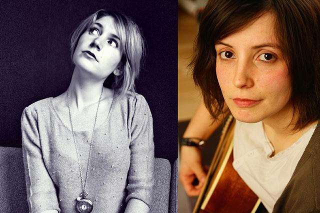 BANDBESPRECHUNG 12 2012: MARIE SCHWIND & KATHRIN KEMPF