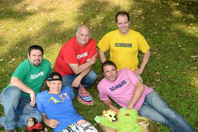 BANDBESPRECHUNG 12|2014: FRANK DER SCHRANK UND DIE SEEMANNSGARN- PULLOVERSTRICKER