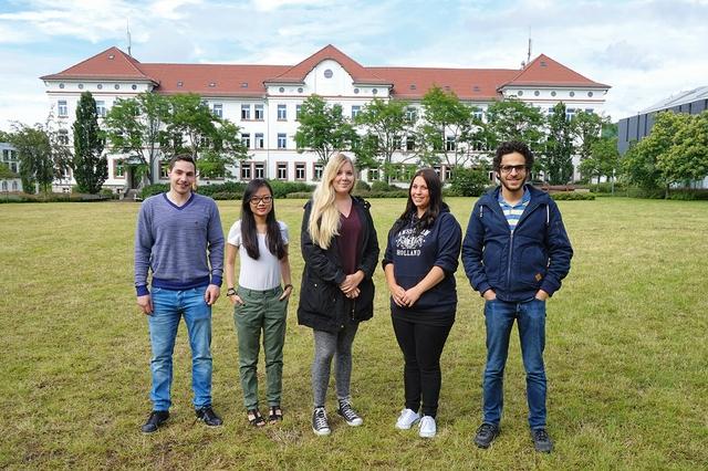 Die Welt zu Gast in Aschaffenburg