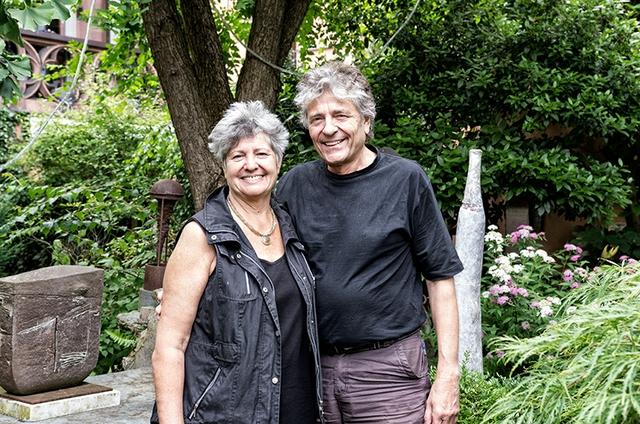 Andrea Mueller & Helmut Massenkeil