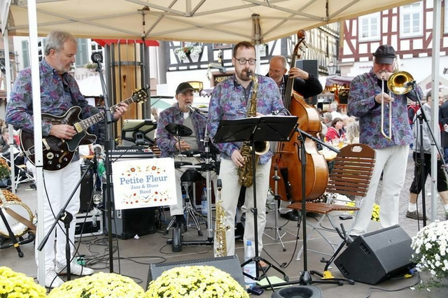 Petite Fleur Jazz & Blues Band