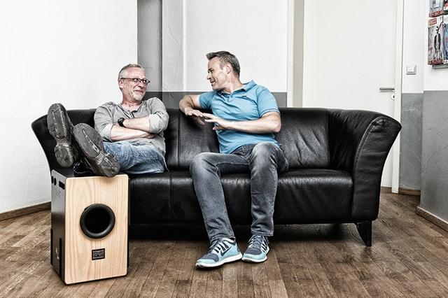 Markus Kunkel & Andi Fries